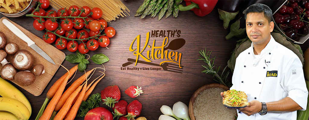 Health's Kitchen is Here