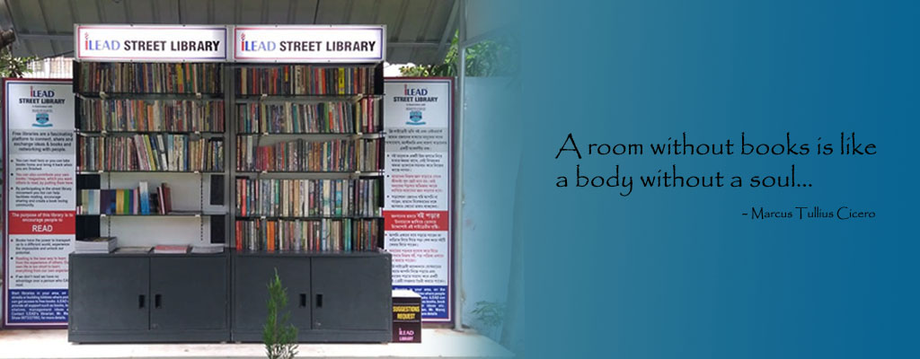 iLEAD's Street Library Movement